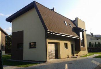 Vienbutis gyvenamasis namas Pavilnyje (1)